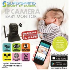 Baby Monitor IP Camera Super Spring